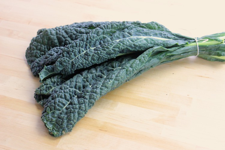 Kale is an Excellent Plant Source of Omega 3