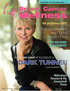 Pink Ribbon Cooking | Breast Cancer Wellness Magazine | Recipes for Breast Cancer Patients