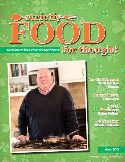Strictly Food for Thought Magazine