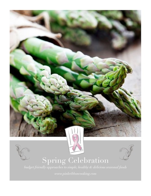 Spring Celebration Recipe Pack