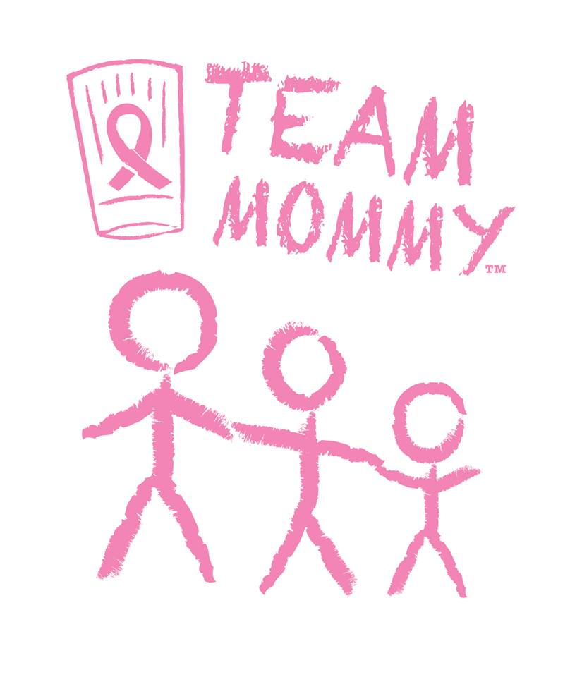 Team Mommy | Pink Ribbon Cooking