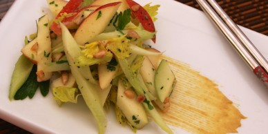 Apple & Celery Salad